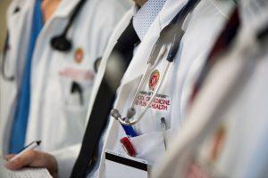 medical student coat