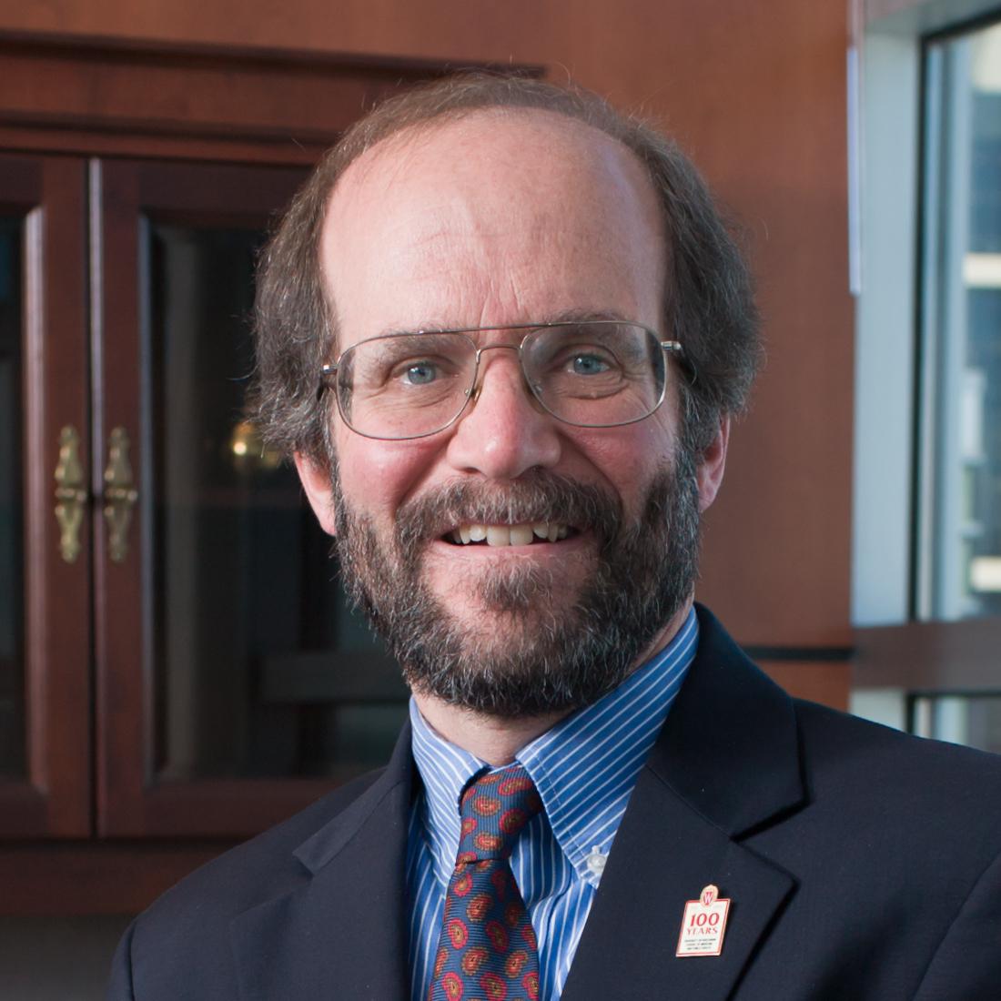 Robert Golden, MD. Dean, UW School of Medicine and Public Health